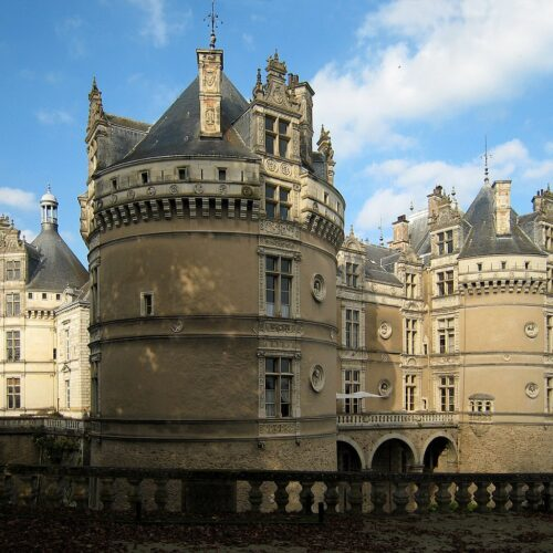 Le château du Lude à 15km