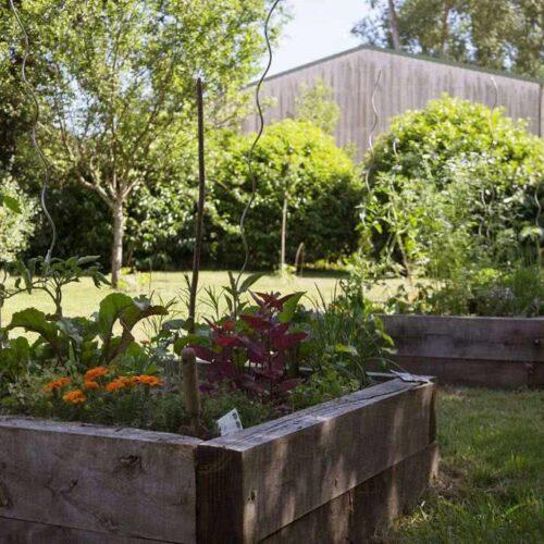 Maison d'hôtes jardin La Flèche